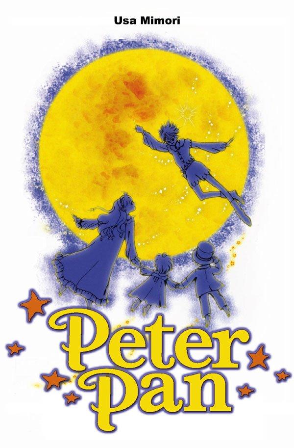 Peter Pan Usa Mimori Ronin Manga