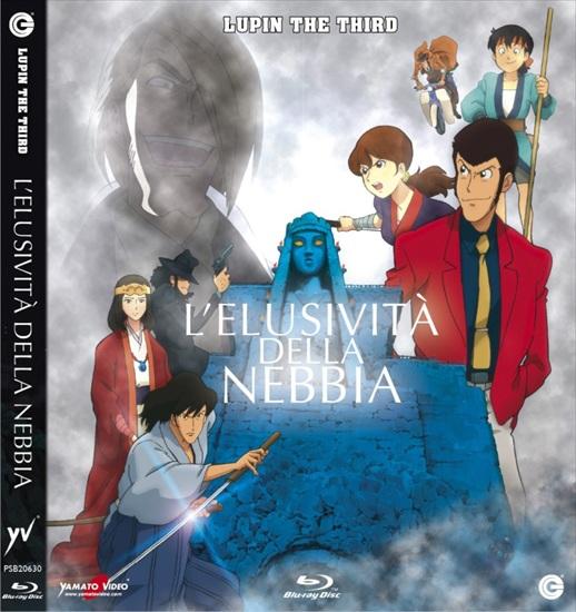 Lupin III Elusività della nebbia Blu-Ray