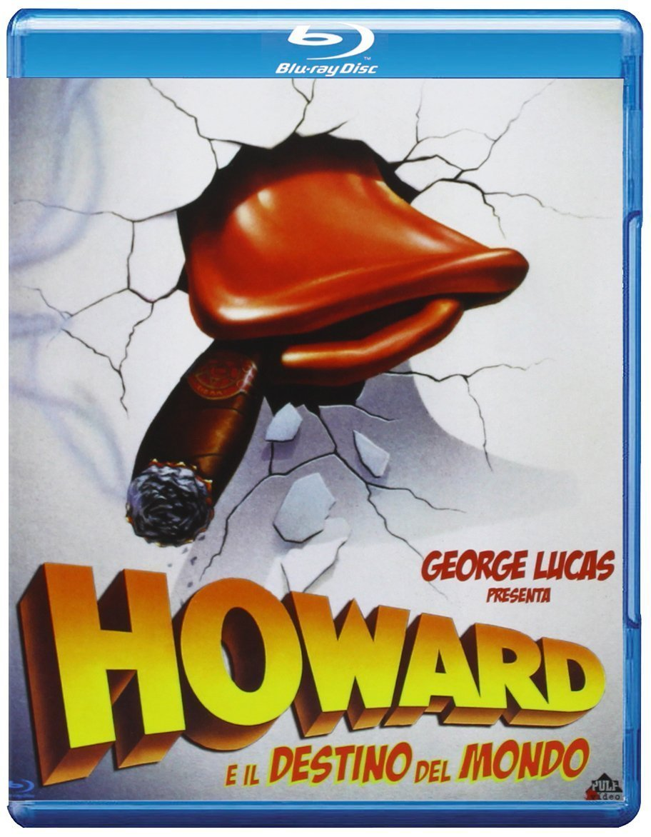Howard e Il Destino del Mondo Blu-Ray