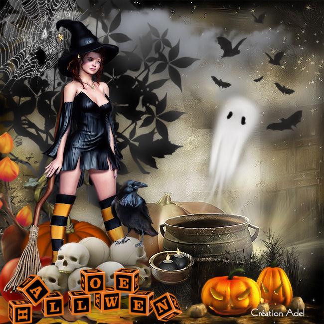 halloween suite