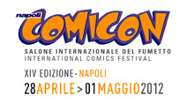 Comicon logo