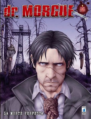 Dr. Morgue COver 1
