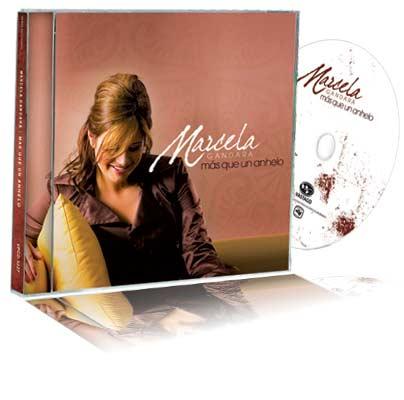 Marcela Gandara – Discografia 4 Cds DD