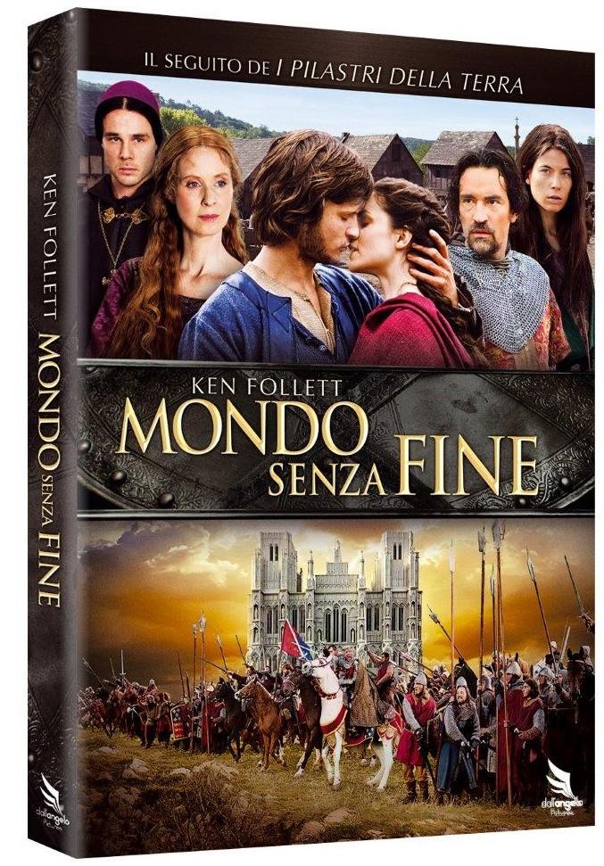 mondo senza fine dvd  cover