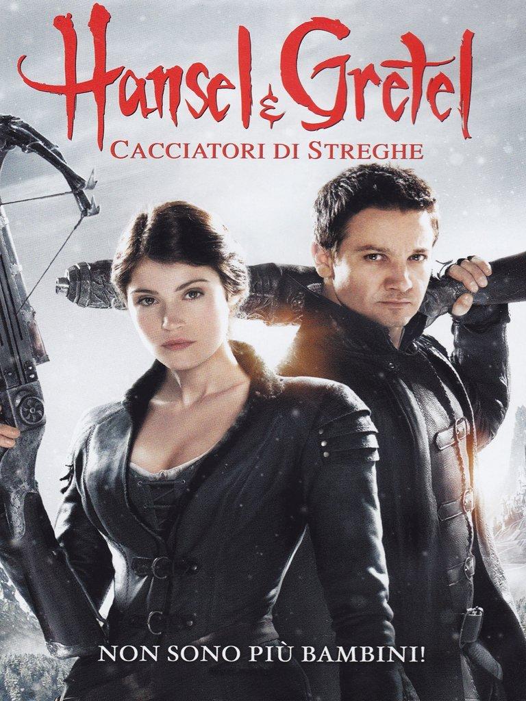 hansel e gretel dvd cacciatori di streghe