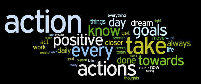 action affirmations