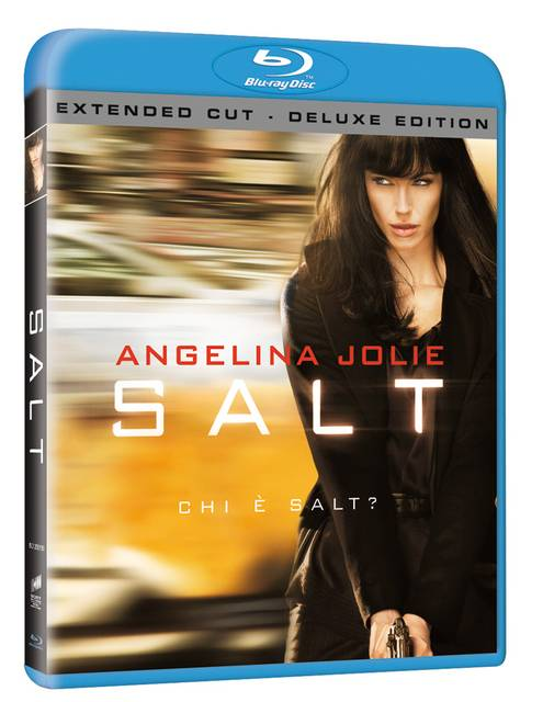 Salt Bluray Copertina