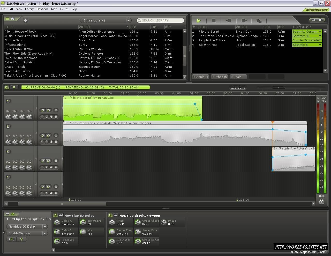 Mixmeister fusion 7.3.5.1