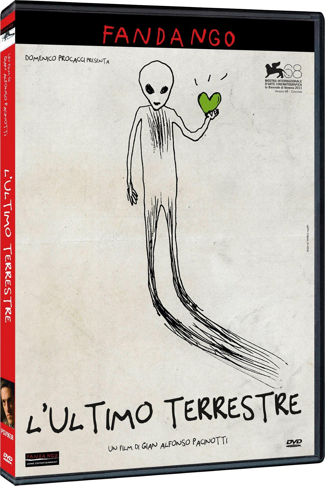 ultimo terrestre dvd