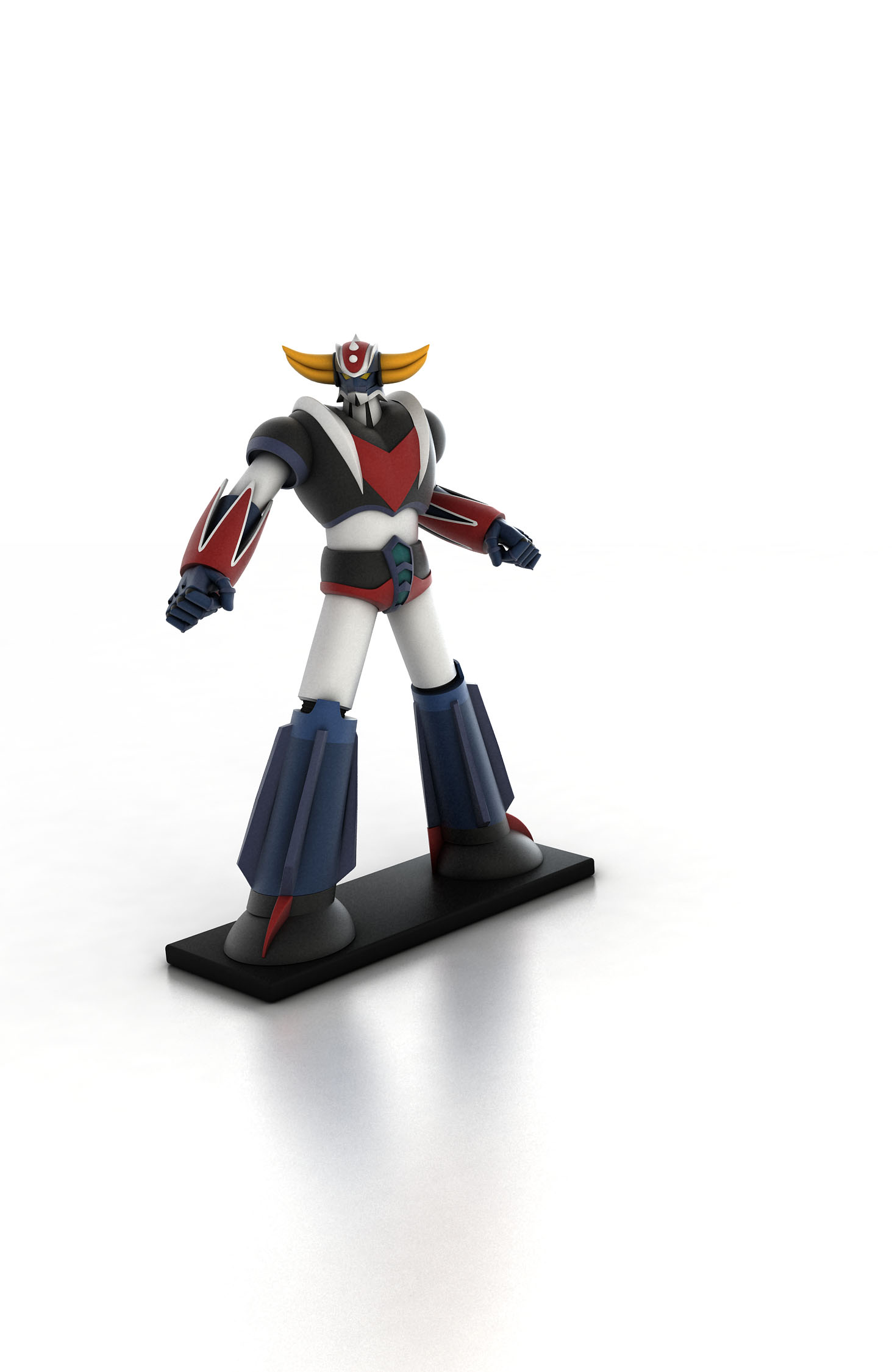 goldrake go nagai robot collection