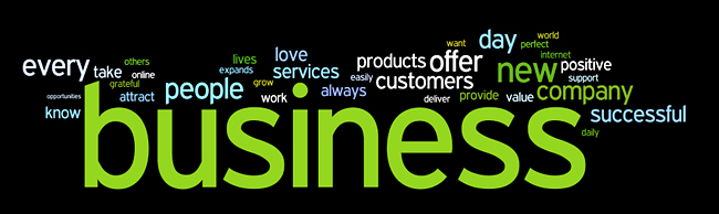 business affirmations wordle