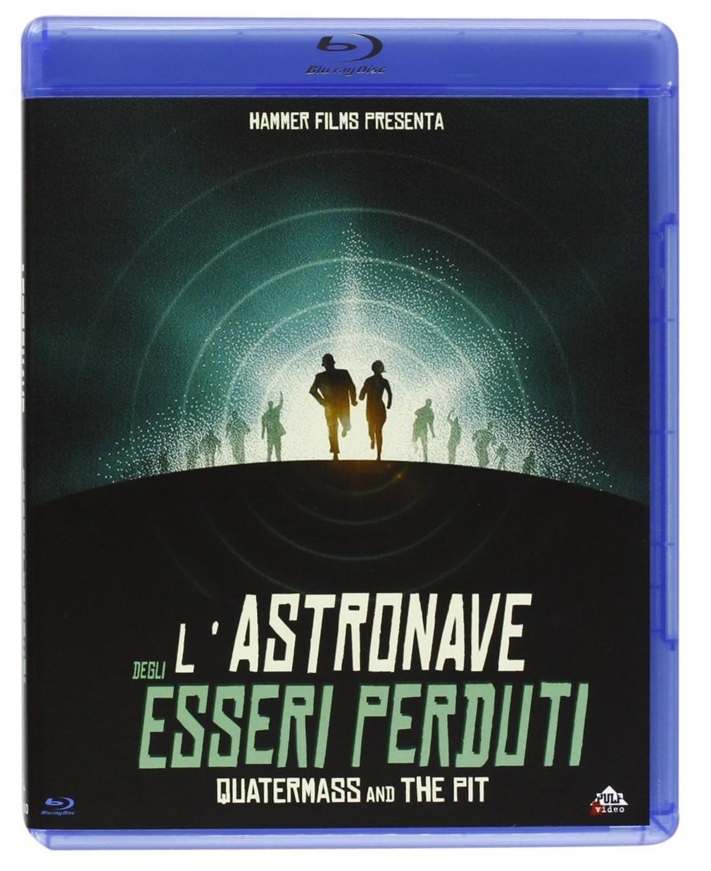 l'astronave degli esseri perduti blu-ray