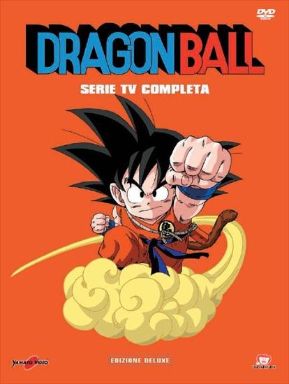 Dragonball edizione completa dvd yamato
