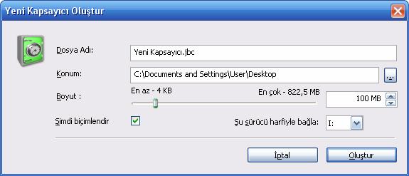 Windows 7 BestCrypt Traveller 1.05.3 full