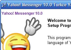 Yahoo Messenger 10 Türkçe  Resmi