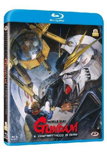 Gundam il contrattacco di char blu-ray