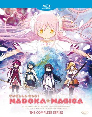 madoka magica complete series blu-ray