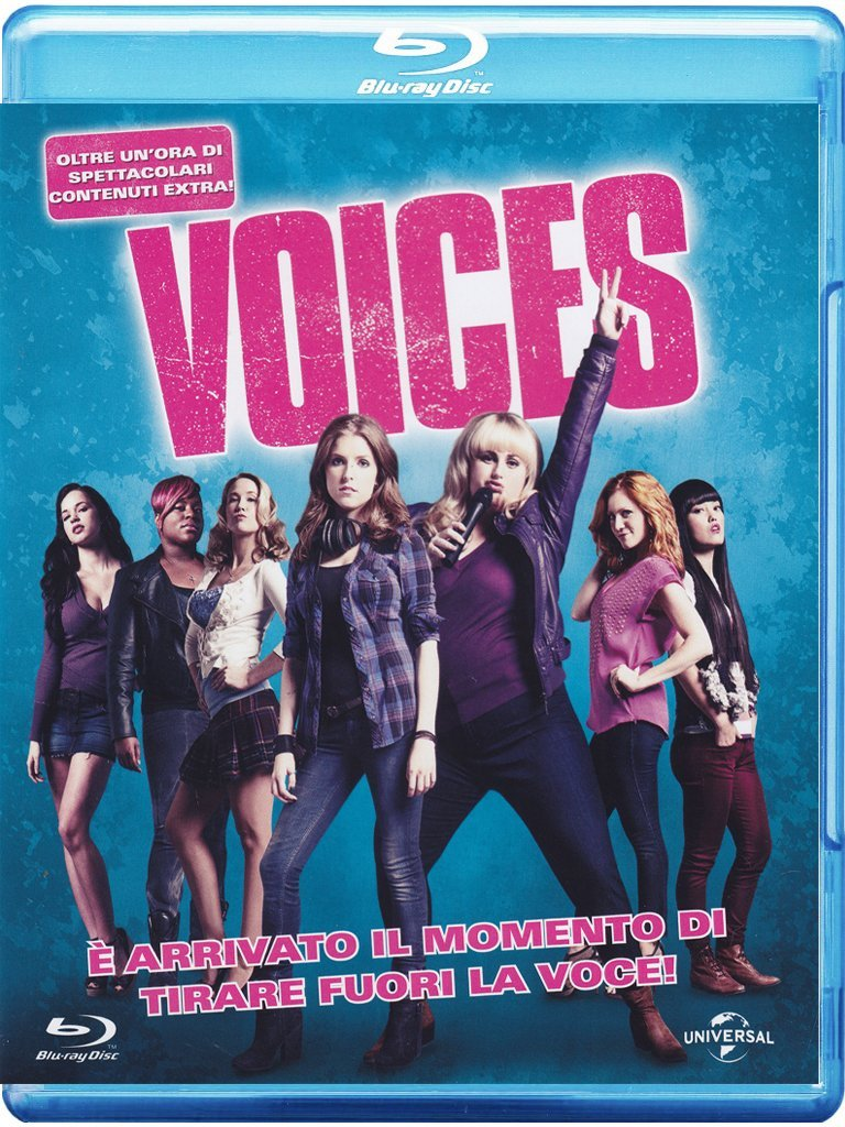 Voices: Blu-Ray