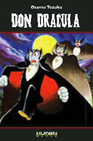 Don Dracula cover volume 1