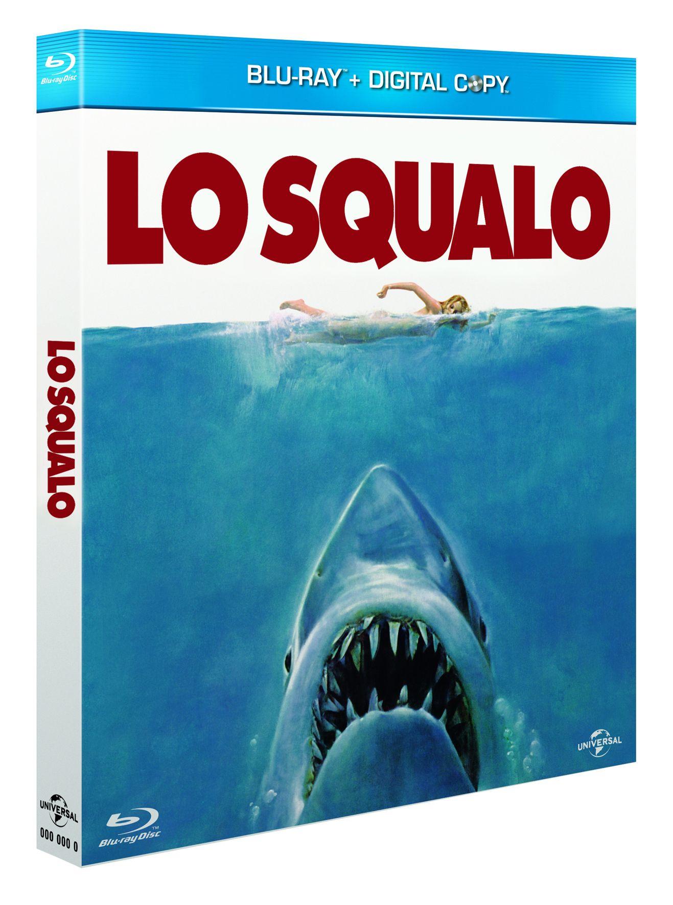 Lo Squalo Blu-Ray