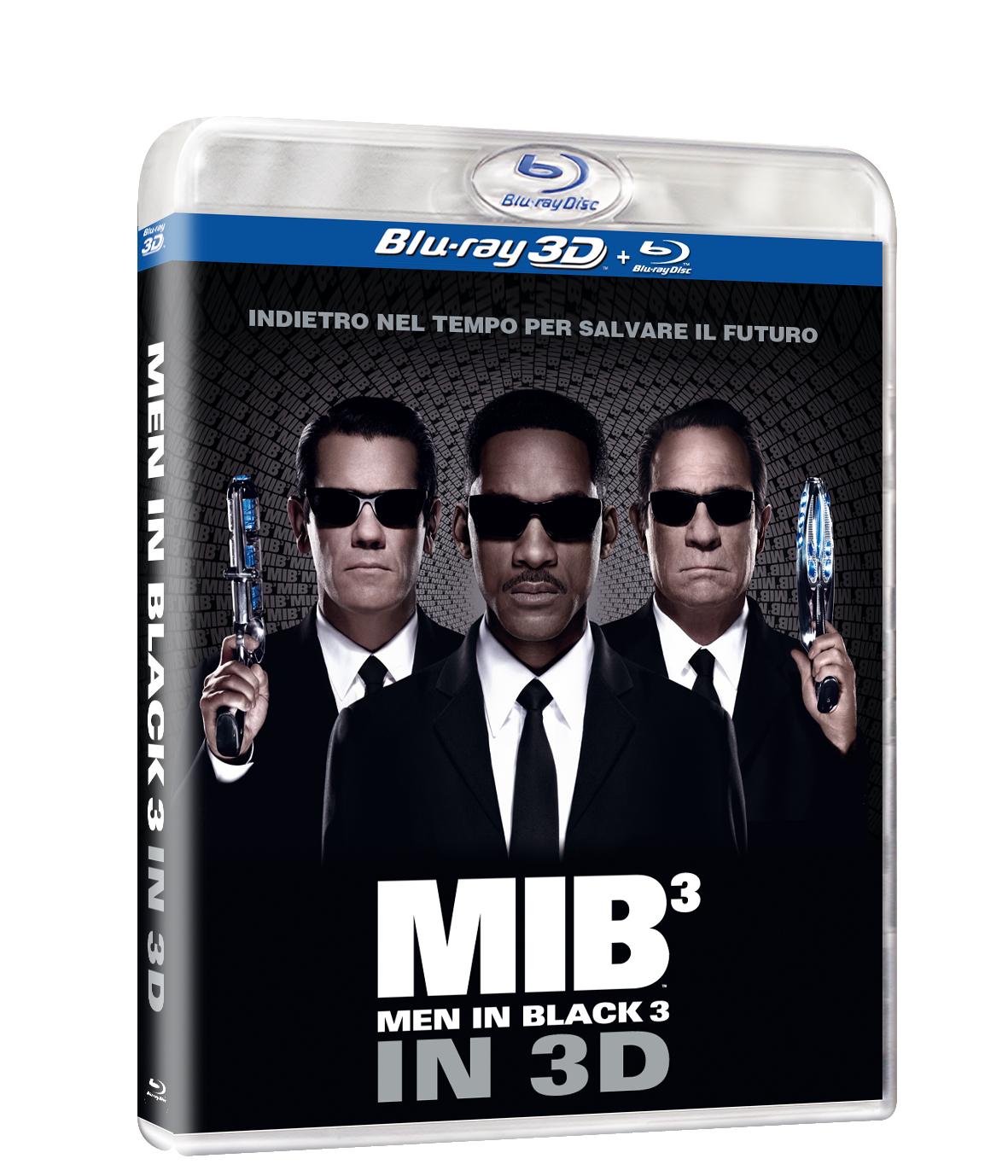 MiB 3 blu-ray 3D