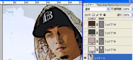 Photoshop(フォトショップ)でリアルな人物画を描く方法