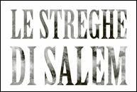 le streghe di Salem logo