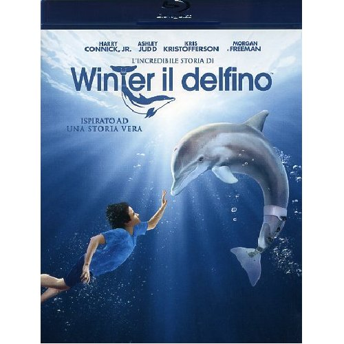 Winter il delfino blu-ray