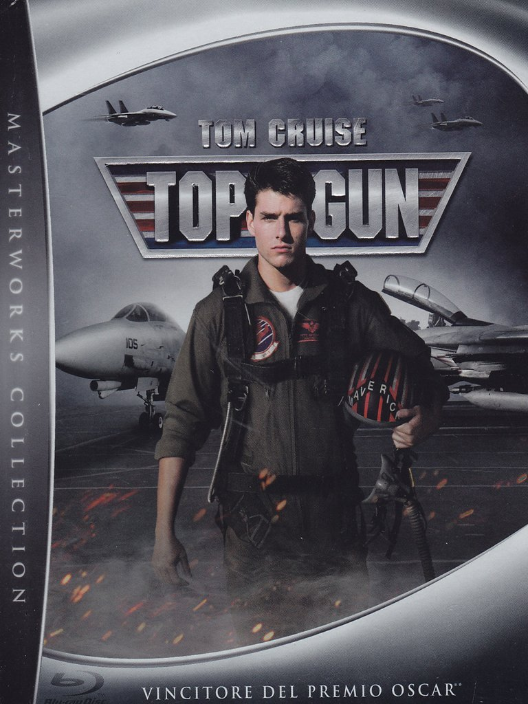 top gun blu-ray masterworks digibook