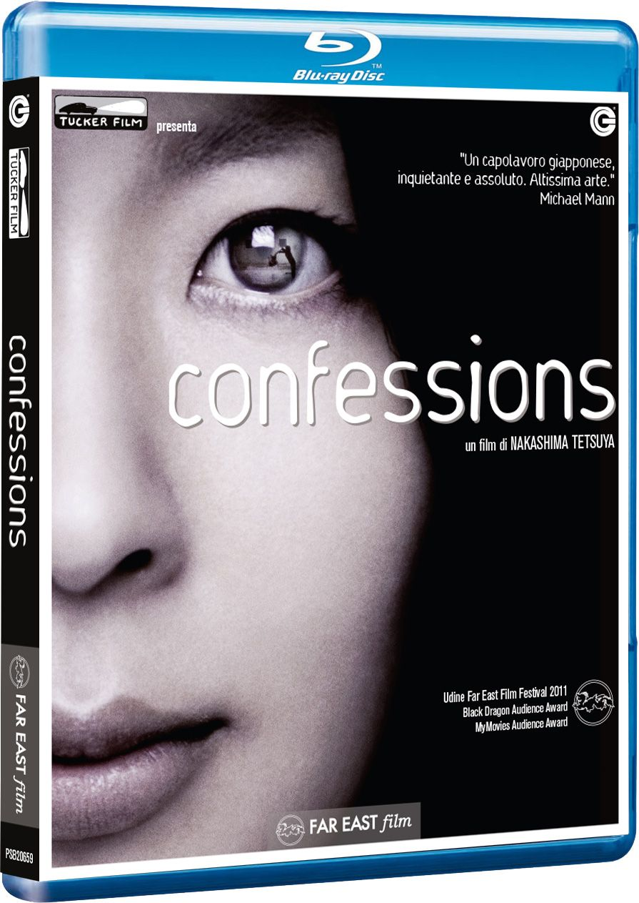 confessions Blu-Ray