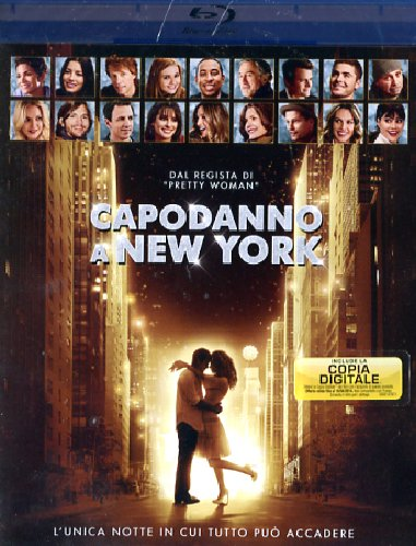 Capodanno a New York Blu-Ray