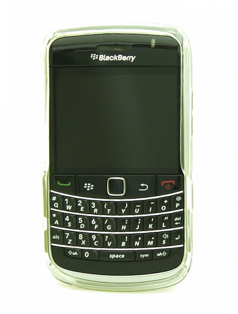 New Ultra-Thin Clear White case For Blackberry Bold 9700 & 9780