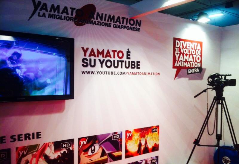 yaamto anumation lucca 2013