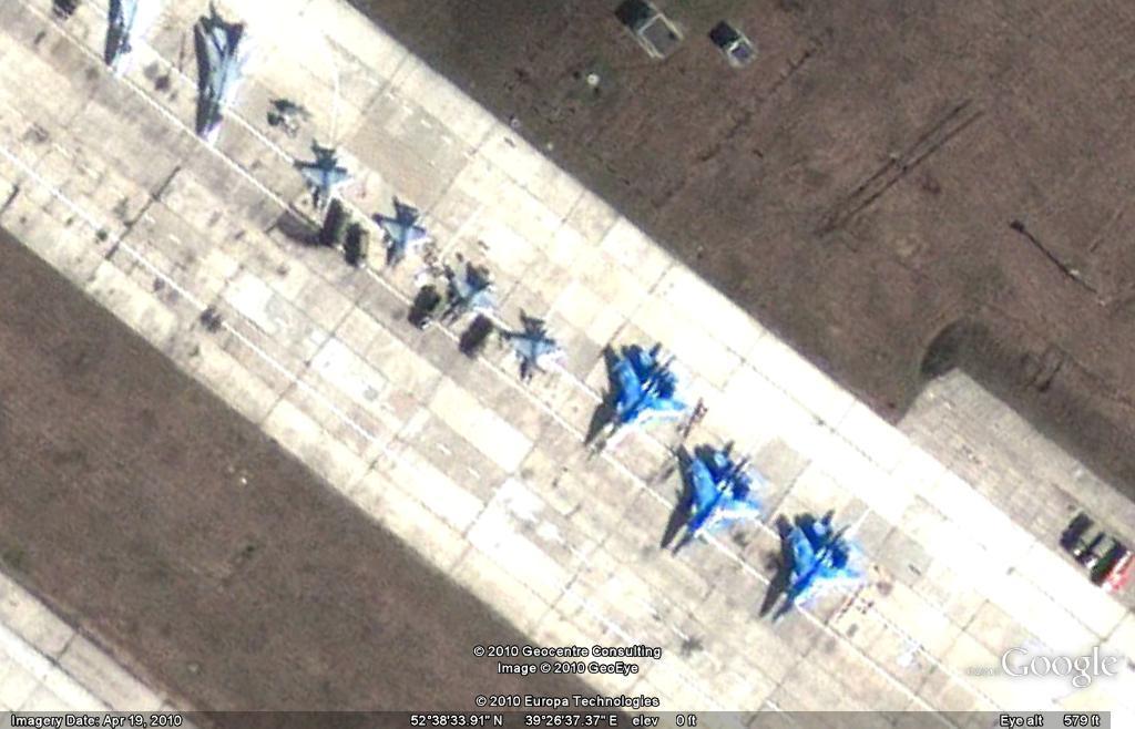 حصريه للقاذفه الروسيه Sukhoi Su-34