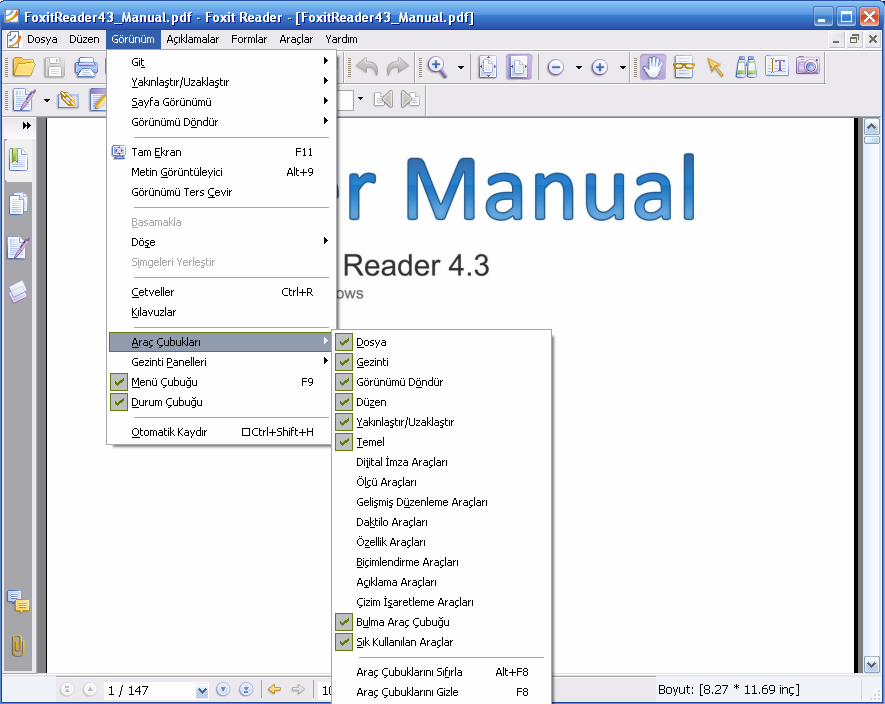 foxit pdf reader 6.0 full indir