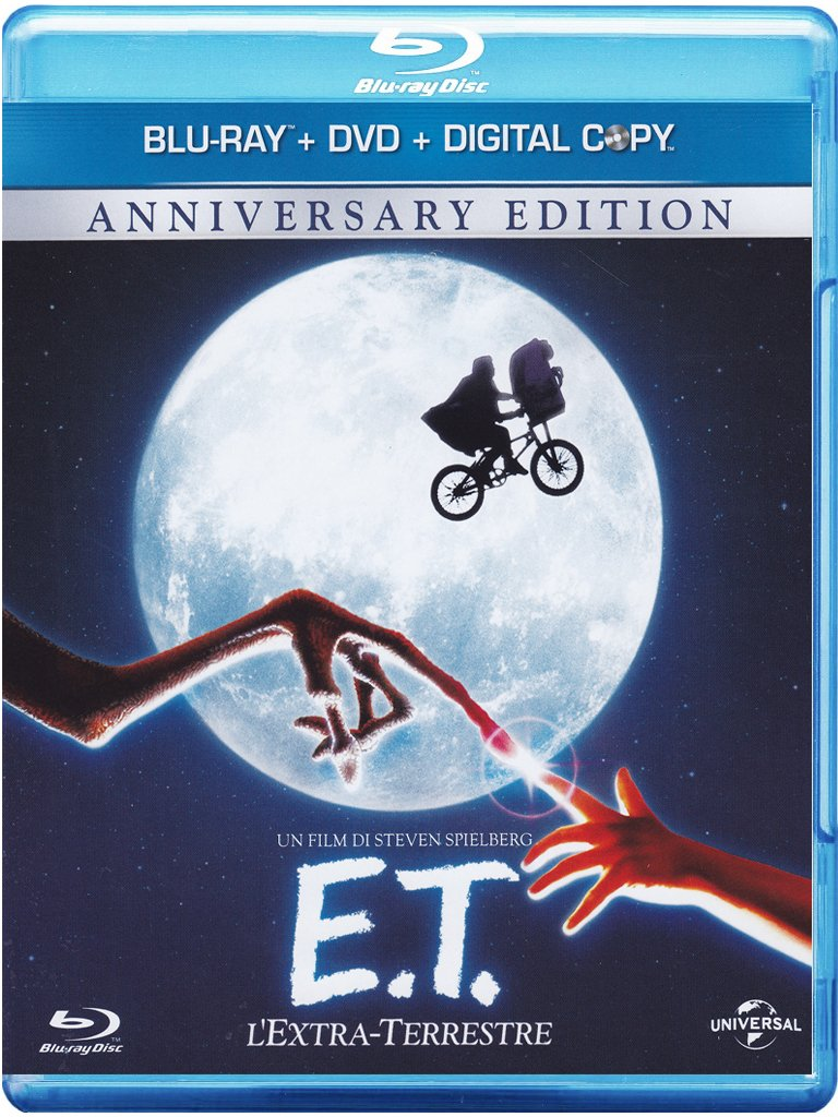 e.t. blu-ray