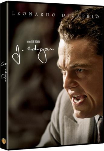 J.Edgar DVD Di Caprio Eastwood