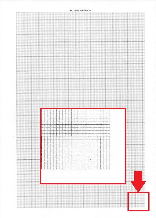 Hoja semilogaritmica y milimetrada para imprimir