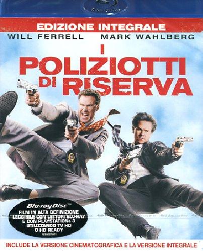 Poliziotti di riserva, Blu-Ray