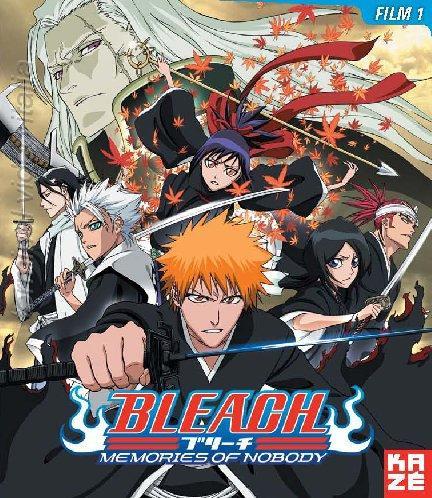 Bleach movie cover blu-ray