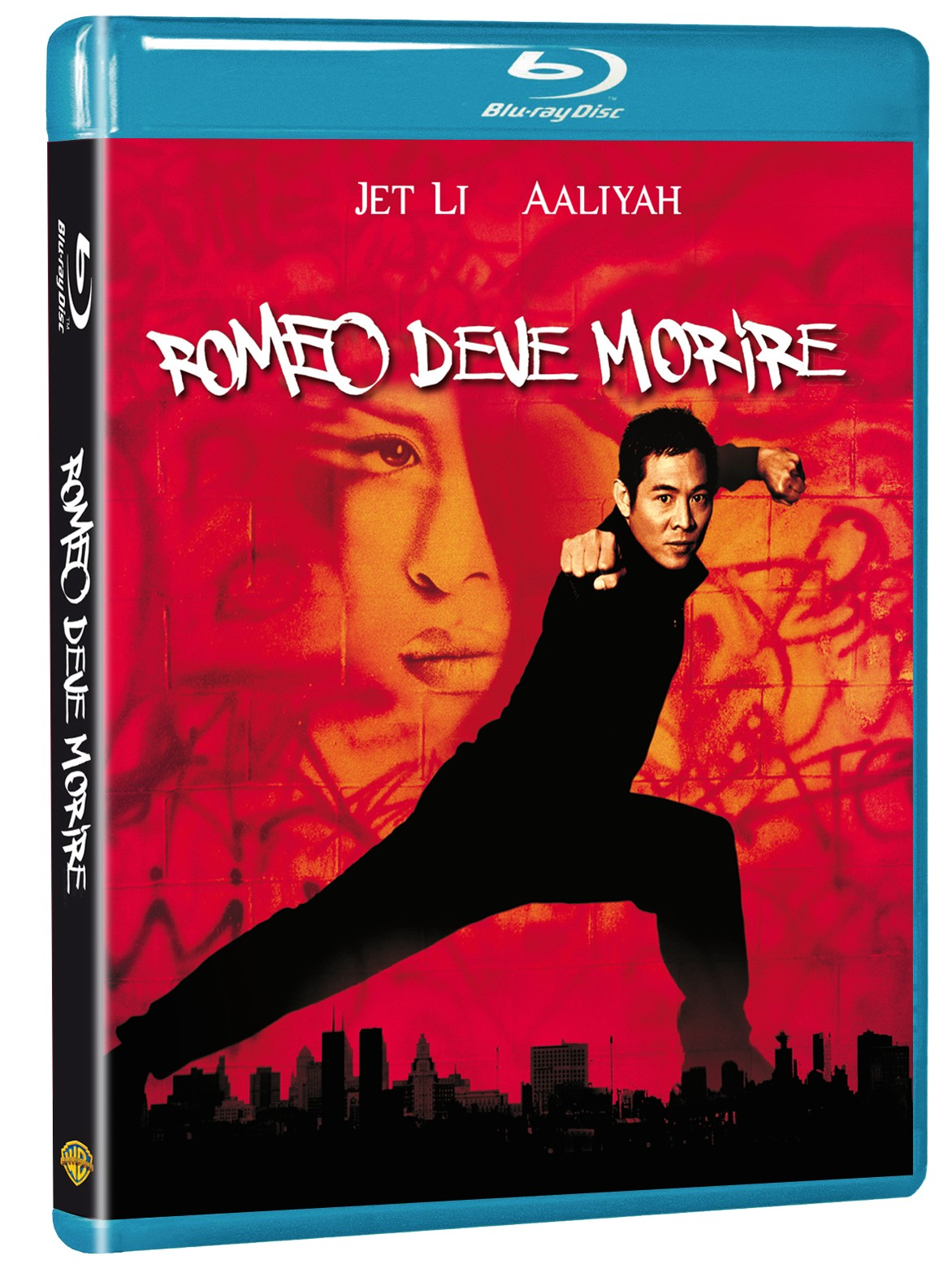Romeo deve morire blu-ray