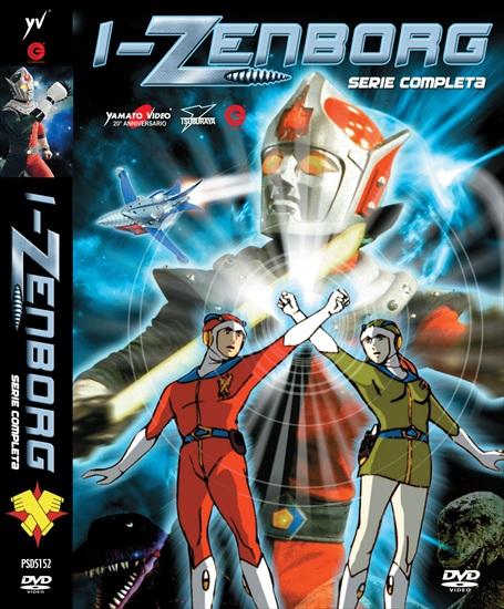 I-Zenborg dvd box cover