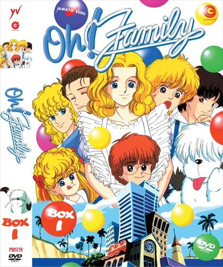 Oh! Family che famiglia è questa family dvd box