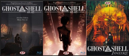 ghost in the shell classic movies dynit