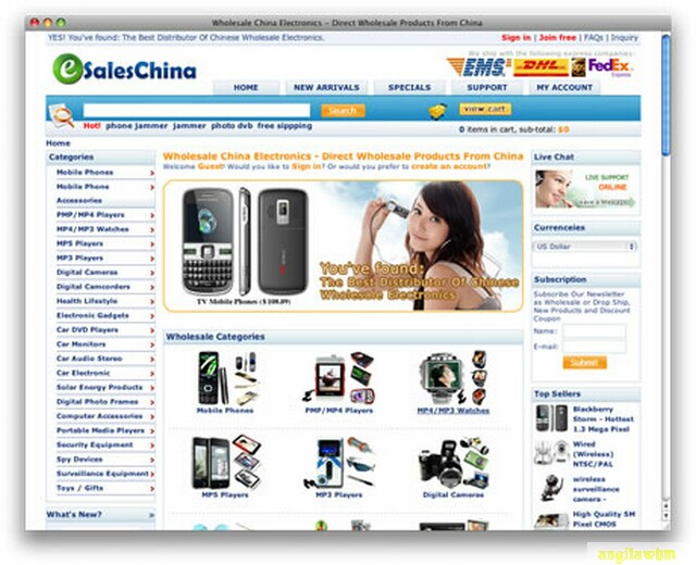 screen1 047 Páginas web para comprar barato en CHINA