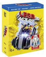 lego movie blu-ray 3d