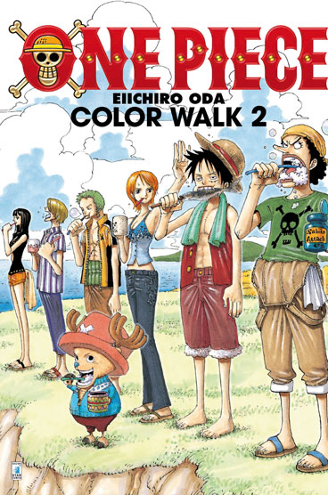 One piece color walk 2 italiano