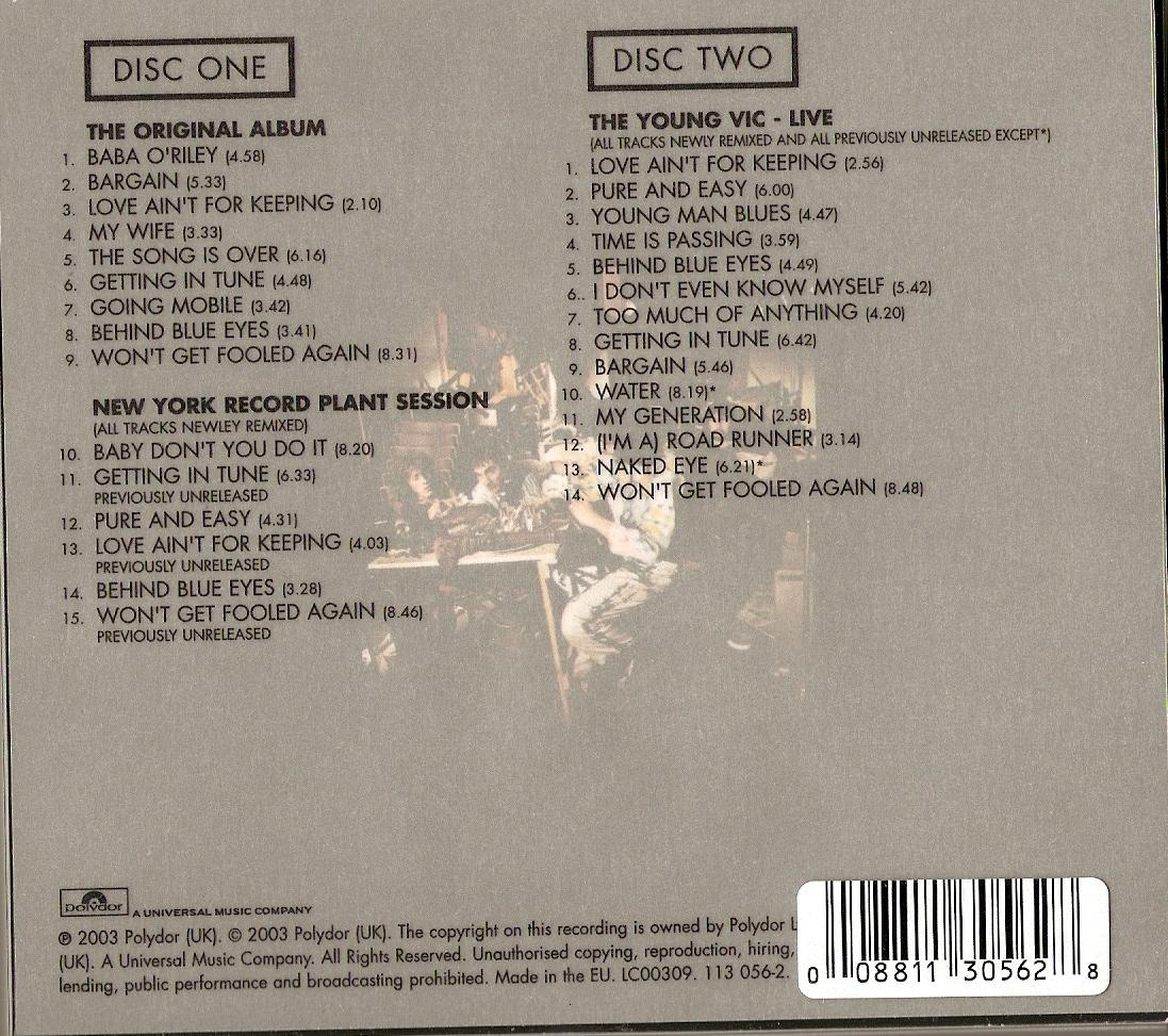 CD/DVD/LP achats - Page 2 Back%20Who's%20Next%20Deluxe