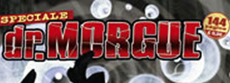 Dr. Morgue speciale: L'ospite d'inverno
