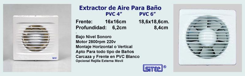 Extractor De Aire Para Baño Lowes:Extractor De Aire Baño 4 10cm Oferta P/ Pared O Vidrio Sitec (Otros